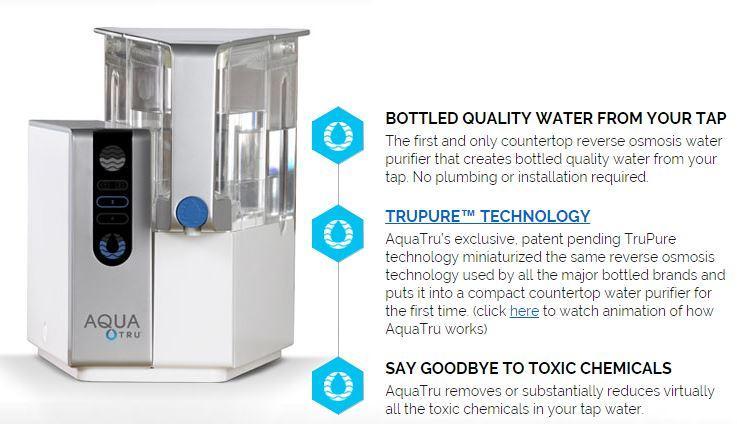 Aqua Tru water filter